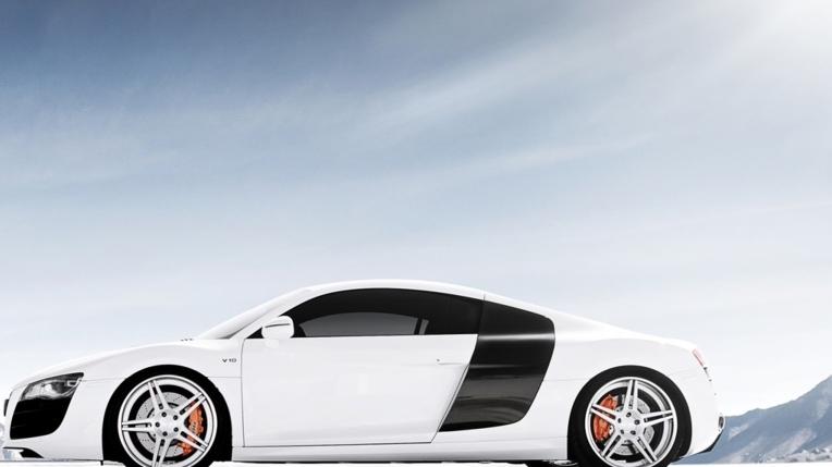 audi r8 v10 2012 car novo Carro novo