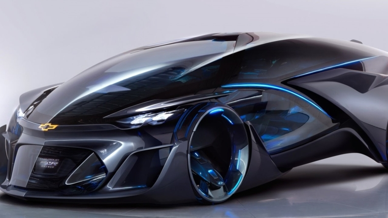 chevrolet fnr sports concept novo Carro novo